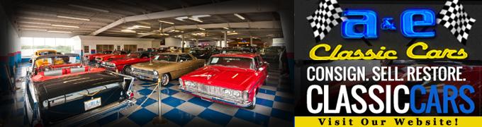 A & E Classic Cars