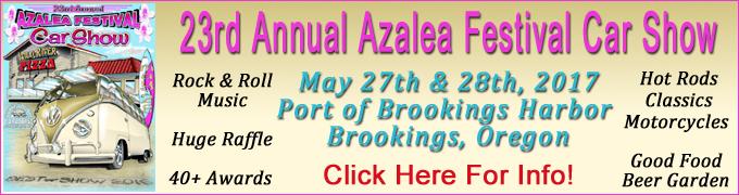 Azalea Festival Car Show 2017