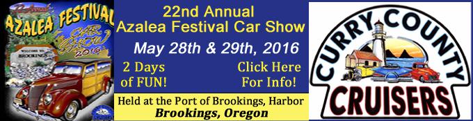 Azalea Festival Car Show 2016