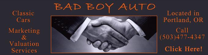 Bad Boy Auto Sales