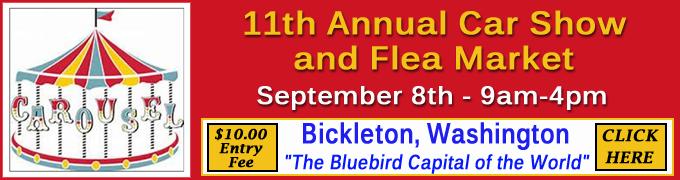 Bickelton Carousel Car Show