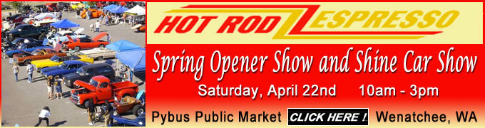 Spring Opener Show and Shine Hot Rodzz Espresso