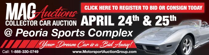 MAG Auctions Peoria Arizona