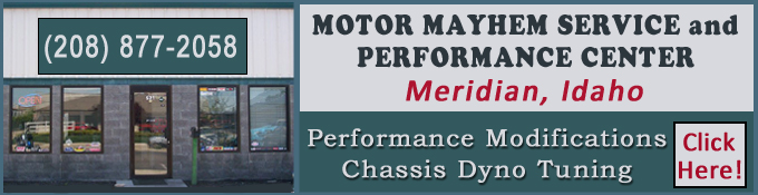 Motor Mayhem Service and Performance Center