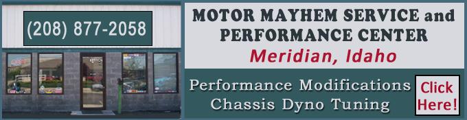 Motor Mayhem Service and Performance Center