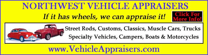 Northwest Vehicle Appraisers