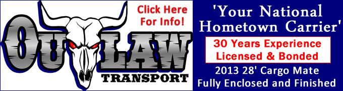 Outlaw Transport Boring Oregon