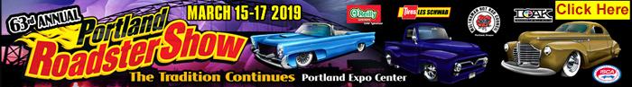 2019 Portland Roadster Show
