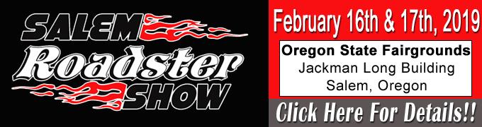 2019 Salem Roadster Show