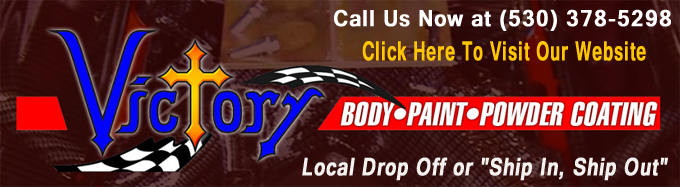 Victory Body Paint Powder Coating Anderson CA