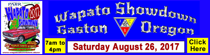 Wapato Showdown Gaston Oregon