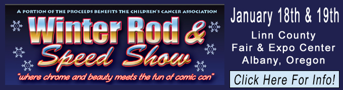 2019 Winter Rod and Speed Show
