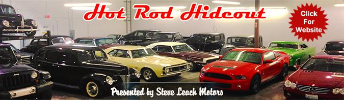 Steve Leach Motors