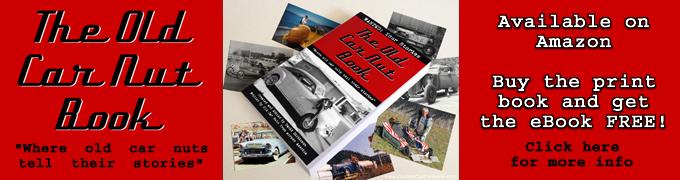 Old Car Nut Book