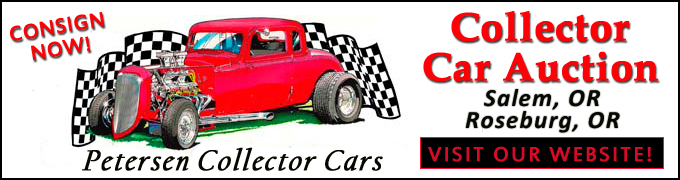 Petersen Collector Car Auction