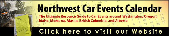 Northwest Car Events Calendar