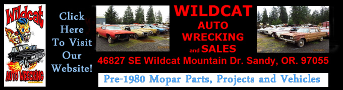 Wildcat Auto Wrecking