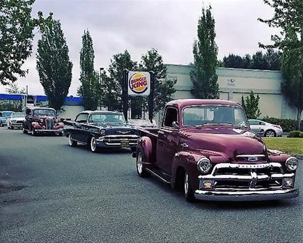 Recap Of The Th Annual Car Show Kids Classic Cars Trucks For - Kids car show