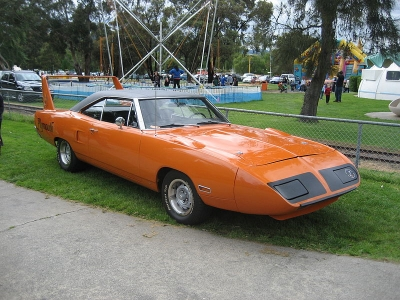 By Sicnag 1970 Plymouth Superbird