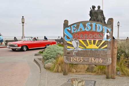 Seaside Wheels And Waves September Classic Cars - Seaside oregon car show