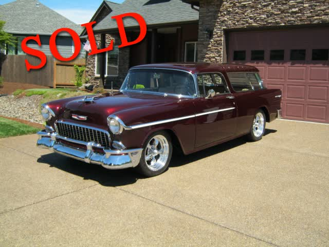 1955 Chevrolet Nomad <font color=red>*SOLD*</font color>