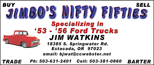 Jimbo's Nifty Fifties
