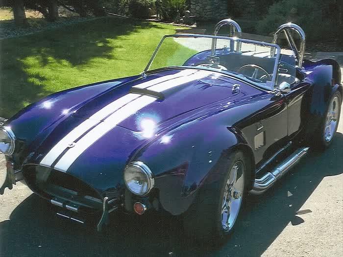1965 Factory 5 Cobra