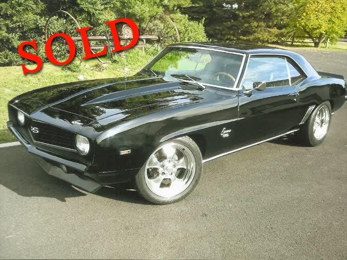 1969 Chevrolet Camaro SS <font color=red>*SOLD*</font color>