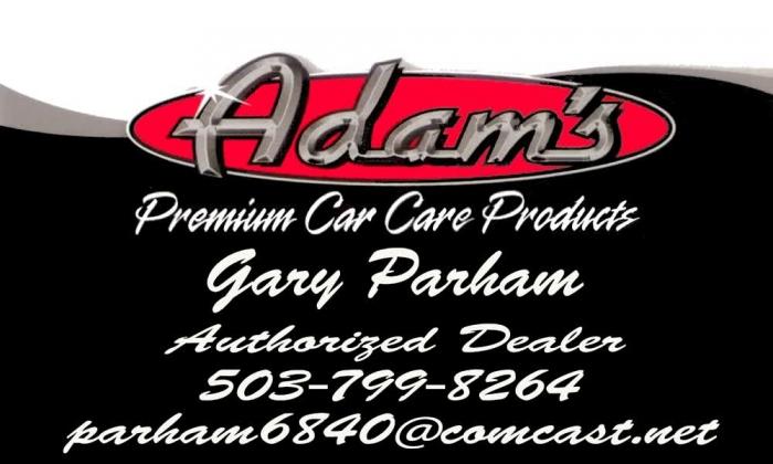 Adam's Premium Car Care Products