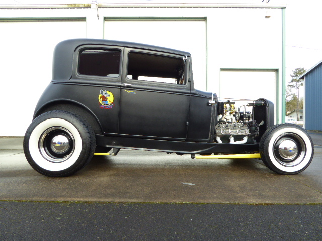 1931 Ford Victoria 2 Door Sedan