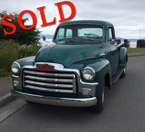 1954 GMC Pickup Rare
