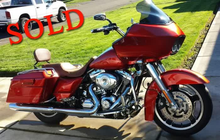 2013 Harley Davidson Road Glide Custom <font color=red>*SOLD*</font color>