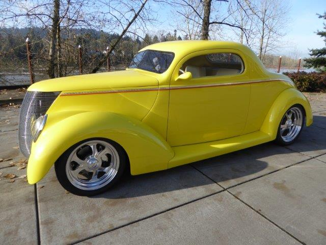 1937 Ford Minotti Coupe