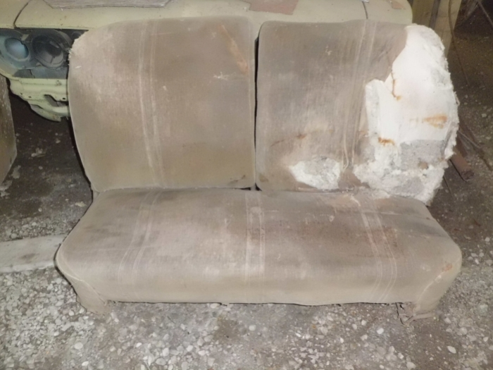 Used Parts - 1939 Chevrolet Coupe Front Seat