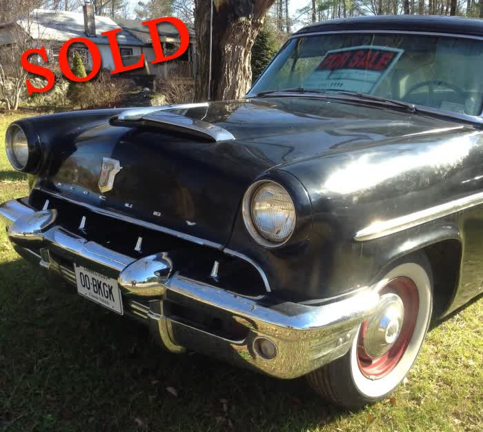 1953 Mercury Classic 4 Door Merc-o-matic