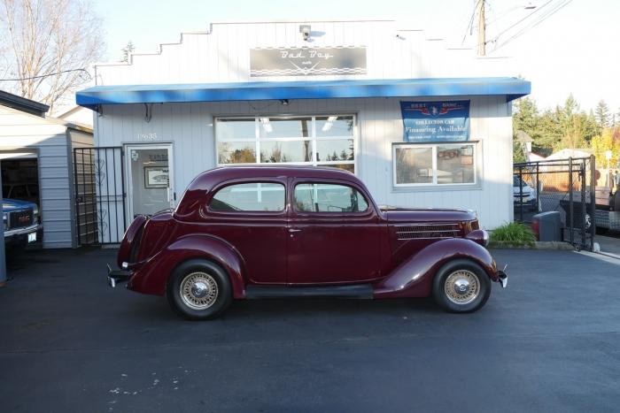 1936 Ford Tudor Sedan Model 68