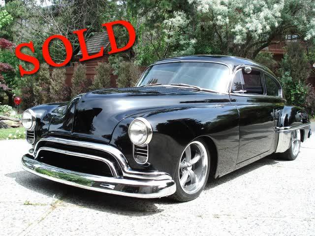 1949 Oldsmobile Fastback