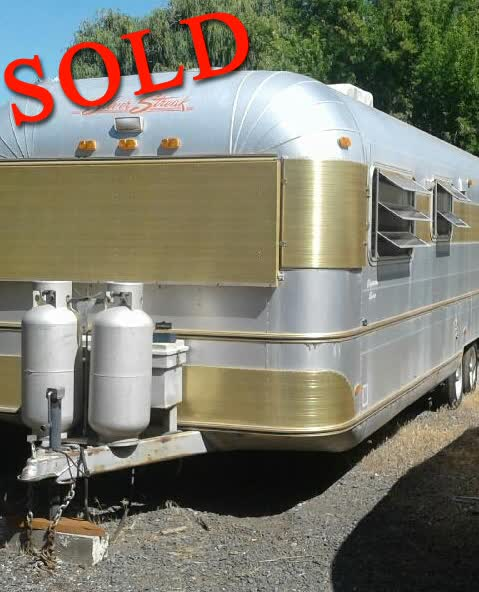 Classic 1980 Silver Streak Trailer 28 Foot <font color=red>*SOLD*</font color>