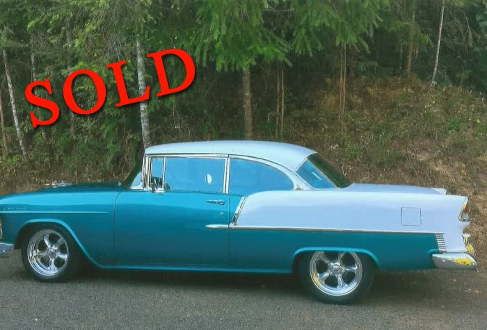 1955 Chevrolet 210 2 Door Hardtop Rare <font color=red>*SOLD*</font color>
