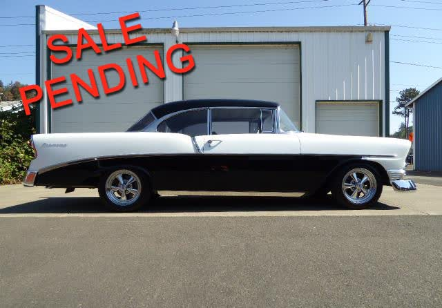1956 Chevrolet 210 2 Door Hardtop <font color=red>*SALE PENDING*</font color>
