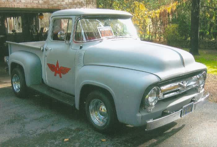 1956 Ford F100 Pickup Big Window