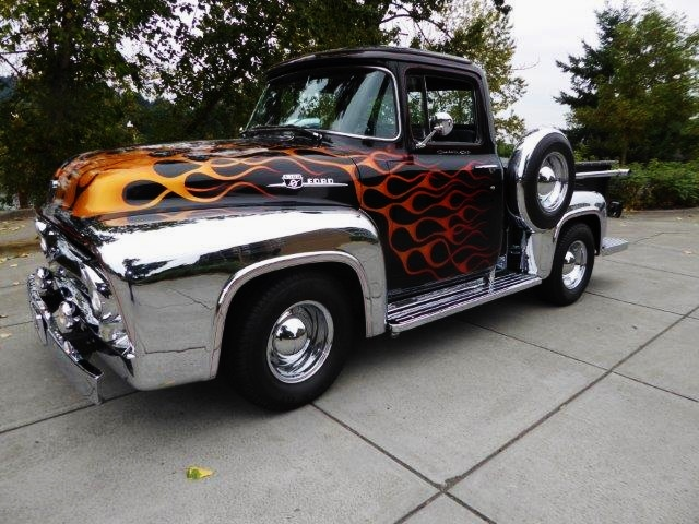 1956 Ford Custom Pickup