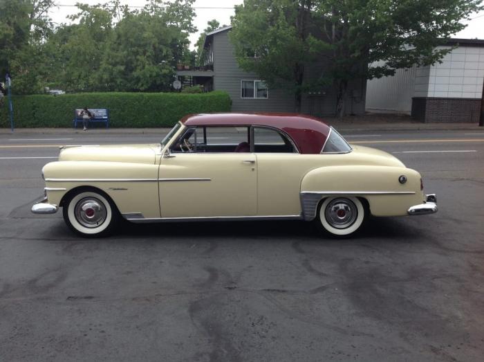1950 Chrysler Windsor Newport