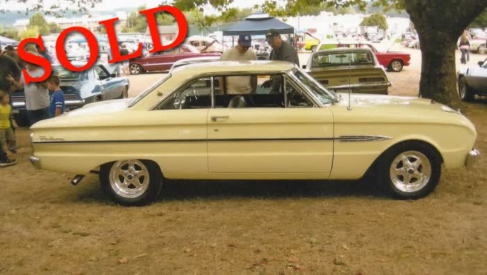 1963 Ford Falcon Futura 2 Door Hardtop