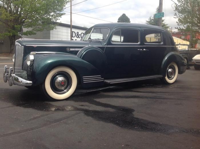 1941 Packard 160 Touring Sedan