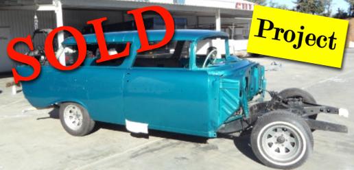 1957 Chevrolet Nomad <font color=red>*SOLD*</font color>