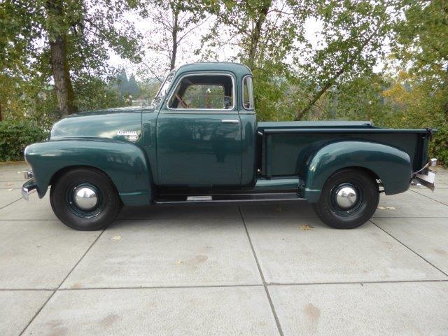 1949 Chevrolet 3100 Series 5 Window Long Box