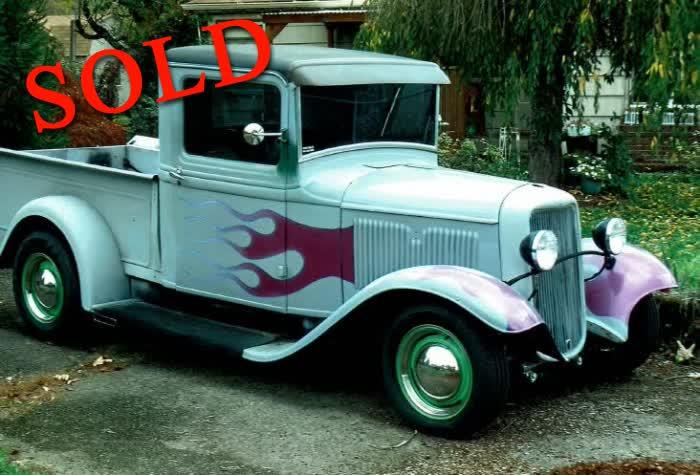 1934 Ford Pickup <font color=red>*SOLD*</font color>