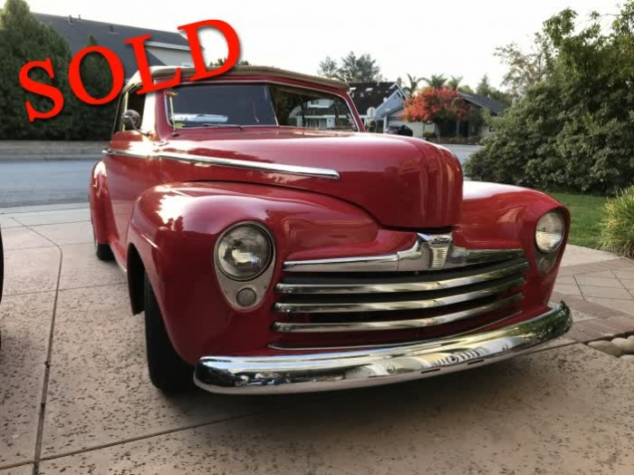1948 Ford Cabriolet
