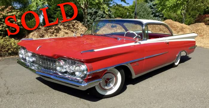 1959 Oldsmobile Super 88 Scenic Coupe - Restored To Original